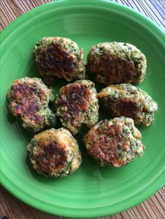 21 Day Fix Approved Broccoli Tots