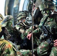 Mejores imágenes de fuerzas especiales armada repÚblica jpg 236x235 Special  forces colombia junglas 07cebc967a8