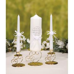 Unity Candle Set - I Marry My Friend and if you need a ceremony officiant call me at (310) 882-5039 https://OfficiantGuy.com