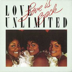High Steppin', Hip Dressin' Fella (You Got It Together) - Love Unlimited