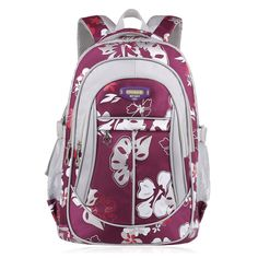 Vrtrend Junior High School Backpacks For Girls Primary Kids Bags High  Quality Large Size Capacity School Bags For Children Girls 1b6f920f31fce