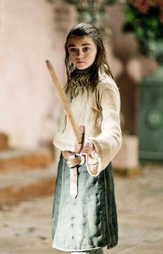 Game of Thrones - Season 1 - Maisie Williams