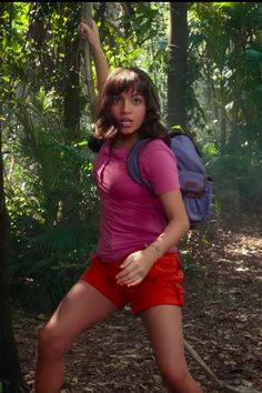 The Live-Action Dora the Explorer Movie Tackles Life's Greatest Adventure: High School Dora The Explorer Costume, Dora Movie, Lost City Of Gold, Movie Cakes, Isabela Moner, Halloween Costumes For Teens, Family Movies, Star Wars, Look Alike