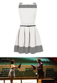 I love this dress. I just wish I could be Rachel Berry.