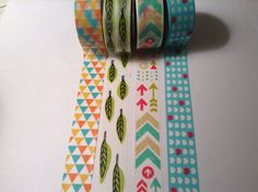 New washi from Michaels