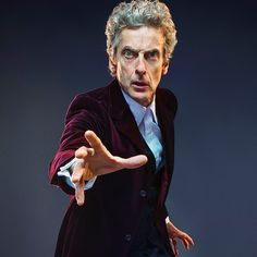 """""""I am the man that stops the monsters!"""" #DoctorWho"""