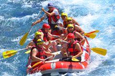 Antalya macera turları denilince akla gelen en güzel aktivite rafting tir. Köprülü Kanyon bölgesinde düzenlenen rafting turları arkadaşlarınız ve sevdiklerinizle heyecana doyamayacaksınız. Detaylı bilgi almak için sayfamızı incelemeden bir rafting turuna karar vermeyiniz. By Raftitingo Adventure... Antalya, Rafting Tour, Turu, Jeep, Jeeps