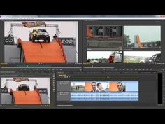 Video introduction to Adobe Premiere Pro CS6 and what's new in After Effects!