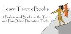 Tarot eBook collection free Android app.