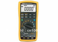 258.50$  Watch here - http://aliohy.worldwells.pw/go.php?t=32694755503 - VC78 Digital Multimeter,Coninuity buzzer,Backlight,61 section analog bar graph display,Key-press operation