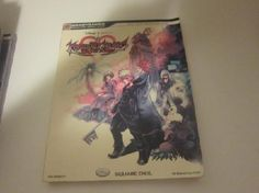 Kingdom Hearts 358 2 days Strategy Guide Video games Free Shipping