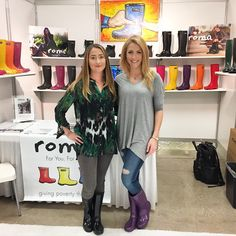 We've had another incredible market week in Dallas! #RomaBoots #ForYouForAll #dallas #wtc #market #dmc #strut