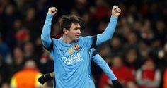Dos goles de Lionel Messi sentenciaron el martes una inapelable victoria 2-0 del Barcelona en la cancha de Arsenal, y el último monarca puso un pie en los cuartos de final de la Liga de Campeones. Después de un contragolpe que contó con la colaboración de sus socios de ataque Luis Suárez y Neymar, […]