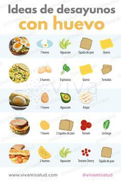 Good Healthy Recipes, Healthy Snacks, Helathy Food, Comida Diy, Aesthetic Food, Healthy Nutrition, Diy Food, Yummy Food, Life
