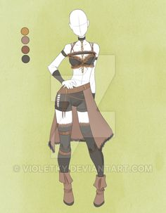 :: Commission Outfit July 21 :: by VioletKy