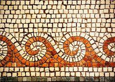 ❤ - ancient Byzantine mosaic