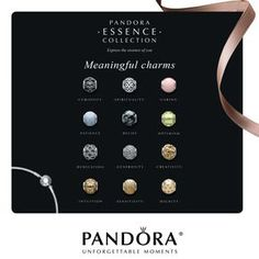 Fall/Winter 2014 #Pandora #EssenceCollection