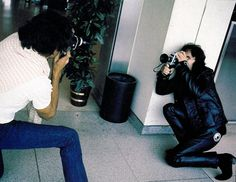 Jim Morrison, lovely photographer