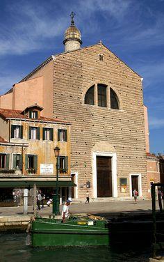 Campo San Pantalon, Chiesa di San Pantalon by HEN-Magonza