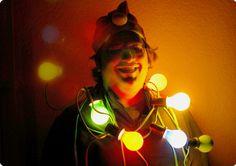 Un árbol de navidad viviente ;)