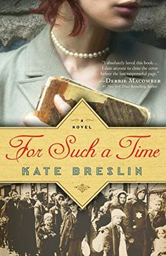 For Such a Time by Kate Breslin // very loose retelling of Queen Esther set in WWII. It had good characters and a really exciting climax to the story. I enjoyed it & wished it had been a true story! (Altho' the concentration camp and Red Cross visit in this book were based on true events & are shocking.)