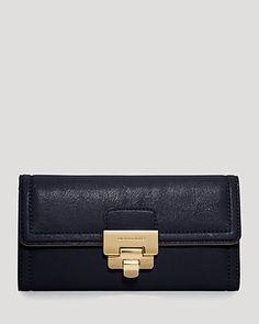 MICHAEL Michael Kors Wallet - Deneuve Flap PRICE: $168.00