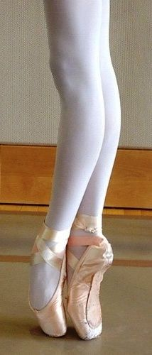 I just love the Ballet. I have the utmost respect for dancers! Toe shoes are just gorgeous!