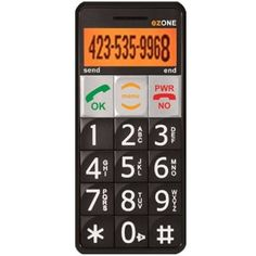 Big Button Cell Phone for Seniors ~ Snapfon ezONE-C Senior Cell Phone with Big Buttons and Easy to Use: Cell Phones & Accessories