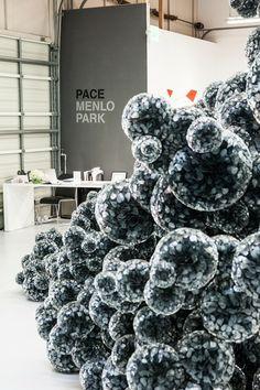 "Pace Gallery - ""Untitled"" - Tara Donovan"