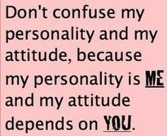 Me .vs. You