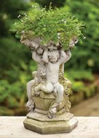 Statuary & Sculpture | Charleston Gardens® - Home and Garden Collection Classic outdoor and garden furnishings, urns & planters and garden-related gifts