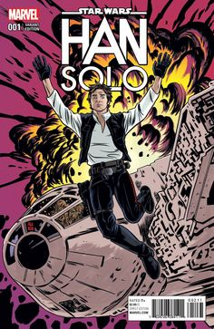 Han by Mike Allred