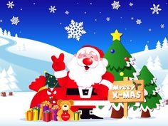 "This post contains some of the best collection of ""Christmas Images Clip Art Animated"". Wish you all going to like these all quotes, pictures, images for Merry Christmas celebrations."