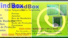 BlindBox - Box de banhiro- 71 3016-1660