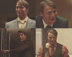Hannibal'ın gülümsediği anlar #2