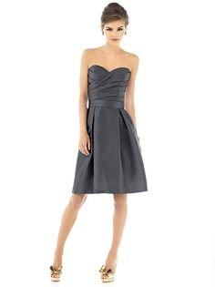 Alfred Sung Style D538 http://www.dessy.com/dresses/bridesmaid/d538/