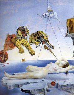 Resultado de imagem para surrealismo salvador dali a persistencia da memoria