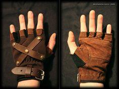 Work gloves? LARP gloves!
