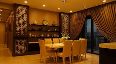 Indian Dining Room Interior Design Pictures