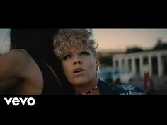 "P!nk is Back with ""What About Us"" Single & Video (Lyrics Review) - Just Random Things"