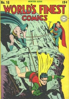 World's Finest Comics (Volume) - Comic Vine