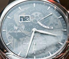 Zeitwinkel Saphir Fumé Watch Hands-On High End Watches, Cool Watches, Watches For Men, Men's Watches, Most Popular Watches, Watch Blog, Mechanical Watch, Luxury Watches, Omega Watch