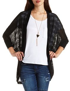 The simplicity of this black and white outfit. #fashion #style https://charlotterusse.strongbark.com/?utm_source=Pinterest&utm_medium=SocialMedia&utm_campaign=WomenBoard - http://AmericasMall.com/categories/womens-wear.html