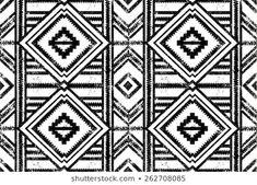Image vectorielle de stock de Navajo Aztec Border Vector Illustration Page 259728050 Motifs Aztèques, Grunge, Illustrations, Pattern Illustration, Vector Pattern, Cool Patterns, Royalty Free Photos, Loom, Ethnic
