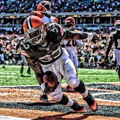 NFL Jersey's Nike Trent Richardson Cleveland Browns Historic Logo Preschool Game Jersey - Brown