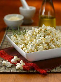 Rosemary Parmigiano - Reggiano Popcorn