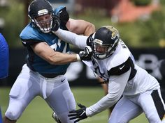 Bjoern Werner pleased with progress but accepts he needs to do more to make Jaguars roster