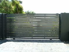 Wooden, iron and steel gates for driveway, farms and security gates