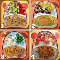 1 year old meal ideas: