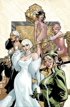 6ecc9c3ab8f Illustrations by Terry Dodson
